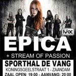 Epica live in Zaandam