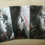 Signatures from the Epica band members
