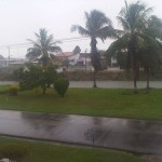 Rain - Paramaribo - Photo by Clayton Derby