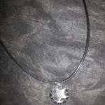New Aquarius necklace