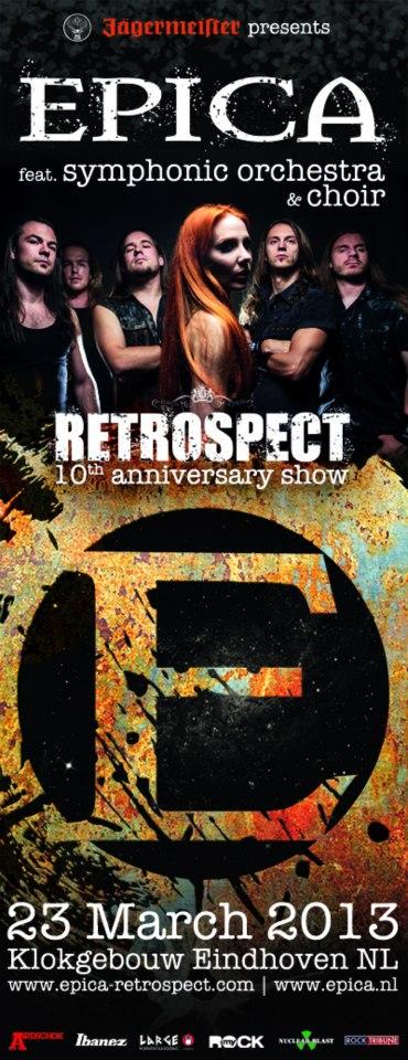 Epica-Restrospect-Poster
