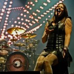 Floor Jansen live with Nightwish