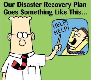 DisasterRecoveryPlan