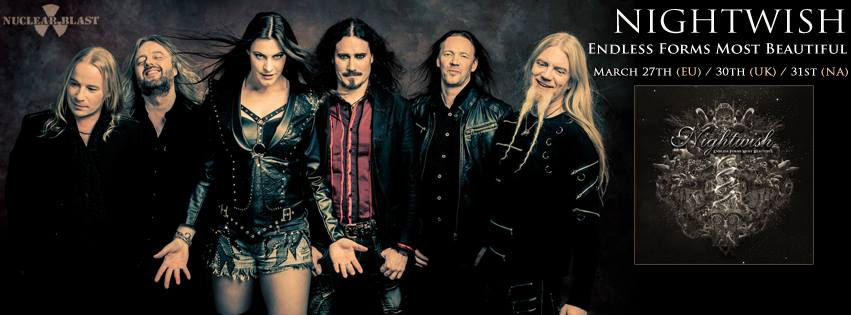 Nightwish - 2015 - EFMB