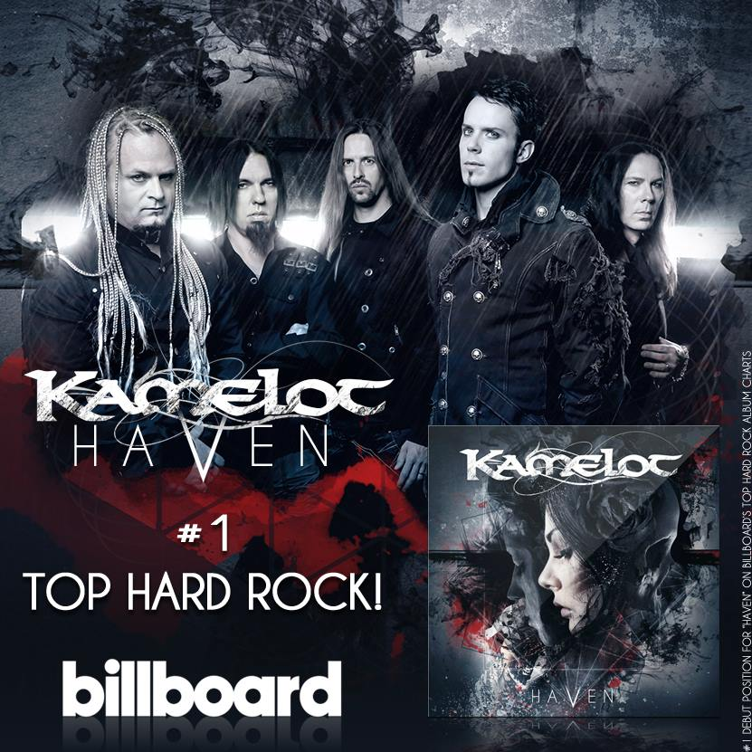 Kamelot - Haven Billboard